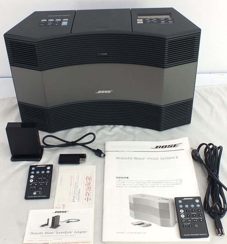 bose wave music system ii